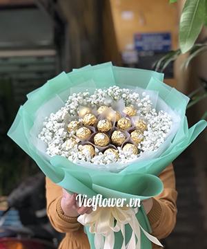 Bó hoa socola SCL028