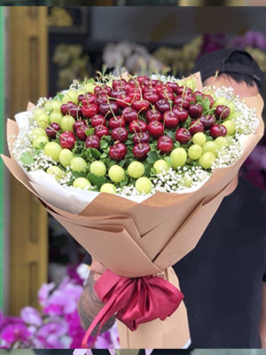 Hoa dâu tây - HT028