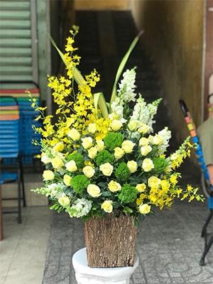 Hộp hoa tươi VFH002
